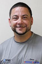 Juan Jiminez - Install Technician