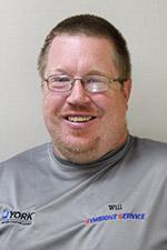 Will Hemple - Lead Install Technician